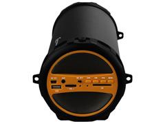 Caixa de Som Speaker Bluetooth Rádio FM Portátil Lenoxx 30W Subwoofer - 2