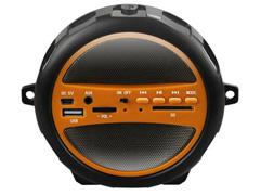 Caixa de Som Speaker Bluetooth Rádio FM Portátil Lenoxx 30W Subwoofer - 1