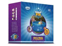 Piscina MOR Splash Fun Redonda 165 x 55 cm 1000 Litros - 2