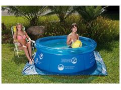 Piscina MOR Splash Fun Redonda 165 x 55 cm 1000 Litros - 1