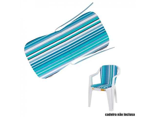 Almofada para Cadeiras MOR Línea Cor Sortida - 1