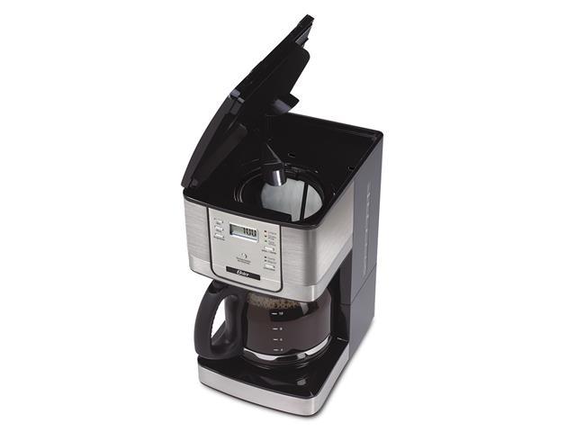 Cafeteiras Oster Flavor Prata Programavel 110V - 2