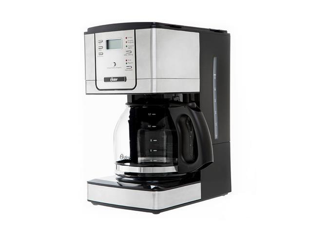 Cafeteiras Oster Flavor Prata Programavel 110V - 4