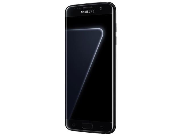 "Smartphone Samsung Galaxy S7 Edge 4G 128GB Tela 5.5"" 12MP Black Piano - 3"