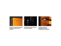 Painel para ferramentas superior pequeno 2 portas Tramontina PRO - 1