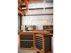 Painel para ferramentas superior grande 2 portas Tramontina PRO - 6