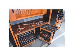 Módulo para bancada com 3 gavetas e 2 portas Tramontina PRO - 8