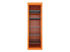 Armario Vertical p/ferramentas 1 porta c/ 5 prateleiras Tramontina PRO