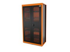 Armário vertical para ferramentas 2 portas com visores Tramontina PRO