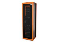 Armário Vertical para ferramentas 1 porta com visor Tramontina PRO