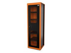 Armário Vert ferramentas 1 porta 5 prateleiras c/visor Tramontina PRO