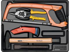 Módulo com ferramentas 5  peças Tramontina