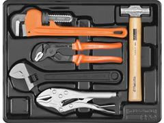 Módulo com ferramentas 5  peças Tramontina - 0