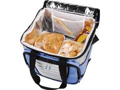 Bolsa Térmica MOR Ice Cooler Dobrável com Divisória 24 Litros - 1