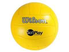Bola de Vôlei Wilson Soft Play Amarela