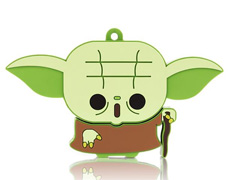 Pen Drive Multilaser Star Wars Yoda 8GB