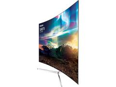 """Smart TV LED 65"""" Curva Samsung Pontos Quânticos SUHD 4K 4 HDMI 240Hz - 3"""