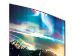"""Smart TV LED 65"""" Curva Samsung Pontos Quânticos SUHD 4K 4 HDMI 240Hz - 5"""