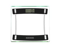 Balança Digital de Vidro Black&Decker Capacidade de 150 Kg