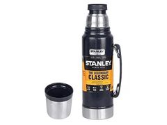 Garrafa Térmica Aladdin Stanley Gt Classic Azul 1 Litro - 2