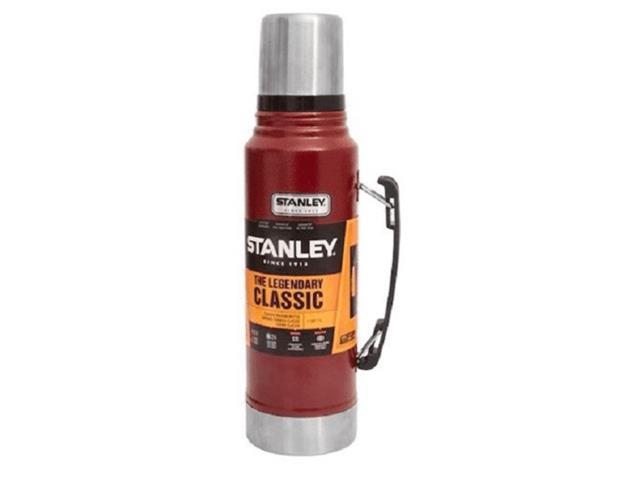 Garrafa Térmica Aladdin Stanley Gt Classic Vermelha 1 Litro - 3