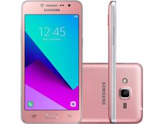 "Smartphone Samsung Galaxy J2 Prime TV 4G Dual Tela 5"" 16GB Rosê"