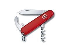 Canivete Victorinox Waiter 9 Funções Vermelho