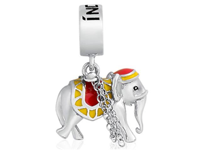 Berloque Life Viagens Elefante da Índia - 1