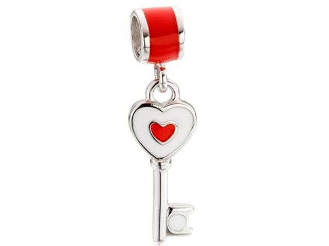 Berloque Vivara Life Coleção Amor Chave Coração