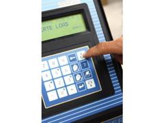 Determinador de Umidade de Grãos Agrosystem GAC 2100 - 2