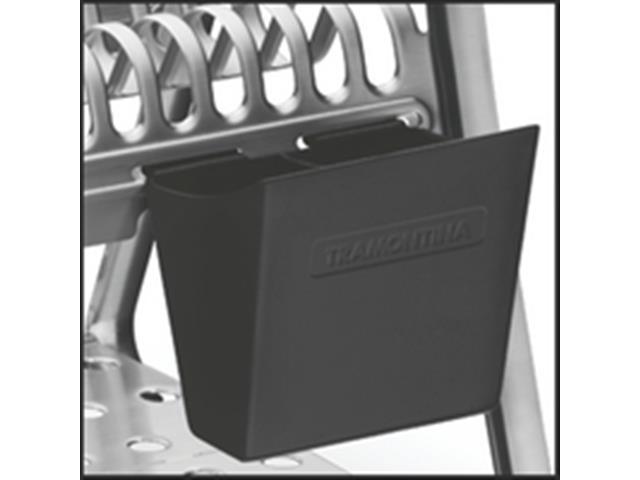 Escorredor de Louça Tramontina em Aço Inox - 4