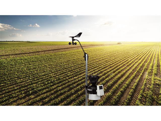 Combo Estação Meteorológica Davis VP2RAD + GSM (2G/3G)
