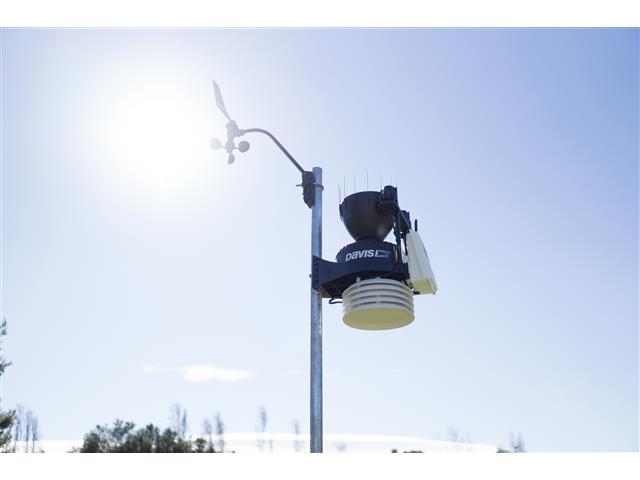 Combo Estação Meteorológica Davis VP2Plus + GSM (2G/3G) - 1