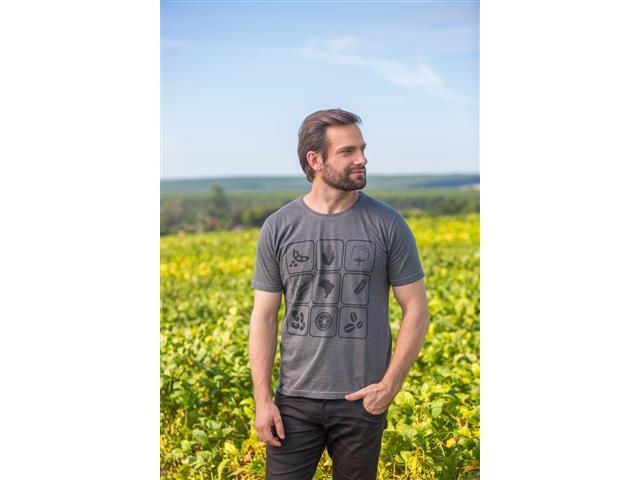 Camiseta Symbols Agro Bayer Masc