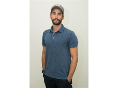 Camisa Polo Wheat Agro Bayer Masc - 4