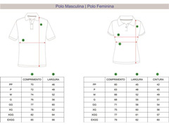 Camisa Polo Wheat Agro Bayer Masc - 5
