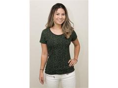 Camiseta Symbols Green Agro Bayer Fem - 2