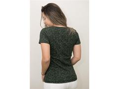 Camiseta Symbols Green Agro Bayer Fem - 4