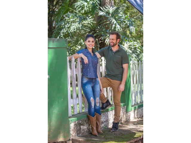 Bata Wheat Jeans Agro Bayer Fem - 1