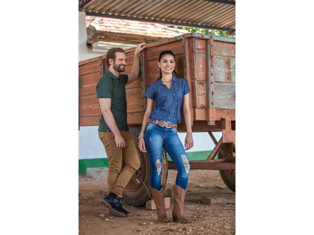 Bata Wheat Jeans Agro Bayer Fem - 2
