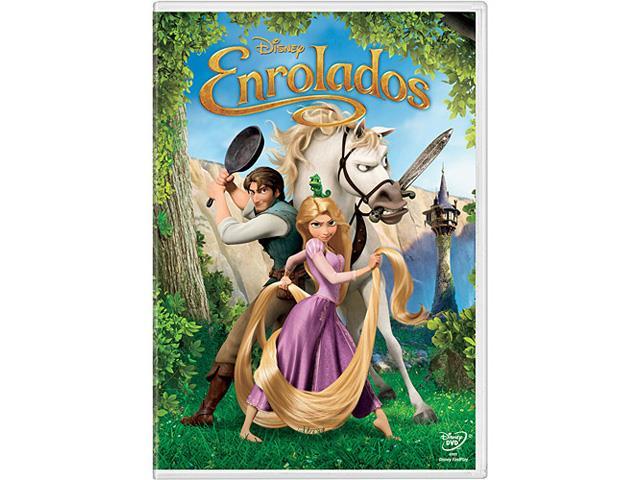 DVD Enrolados Disney