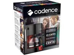 Cafeteira Elétrica Cadence Urban Compact 110v - 4