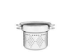 Cozi Tramontina Pasta Aço Inox Solar 20cm 4.6l