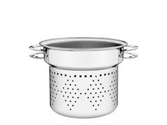 Cozi Tramontina Pasta Aço Inox Solar 24cm 8.0l