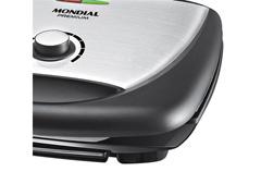 Grill Super Premium Inox Mondial G09 - 1