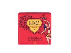 Sabonete Perfumado L'Occitane au Brésil Olinda 75g
