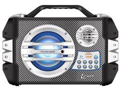 Caixa de Som Amplificada Lenoxx Sound Wave 100w