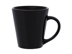 Caneca Oxford Drop 250ml Preto