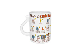 Caneca Oxford Joy 300ml Joy Girafa / Bolo Cenoura - 1