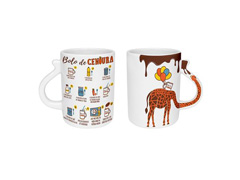 Caneca Oxford Joy 300ml Joy Girafa / Bolo Cenoura - 2